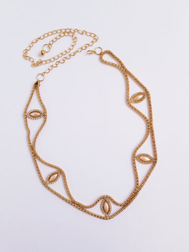 Rose Gold Waist Chain
