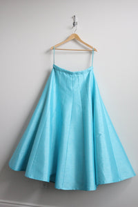 Baby Blue Cancan Skirt