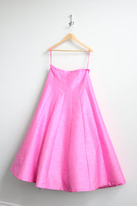 Baby Pink Cancan Skirt