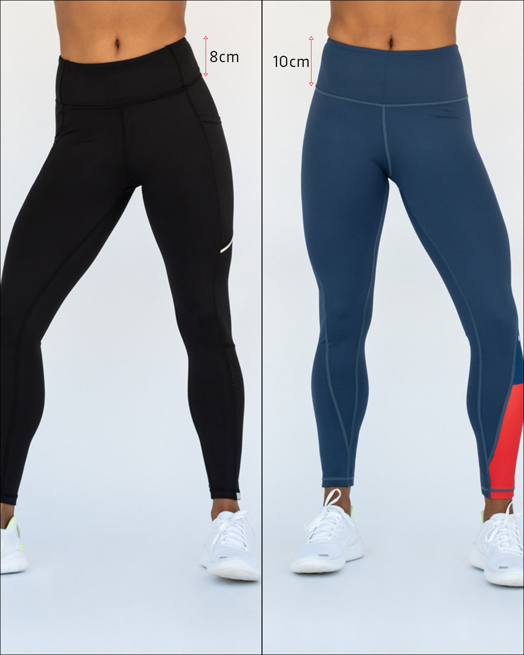 VYB Active High Waisted Leggings Guide