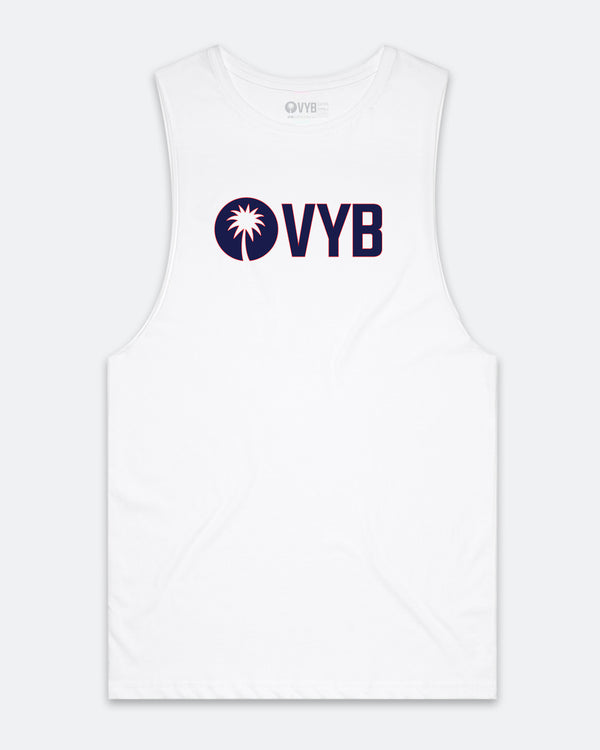 VYB Training Tank White