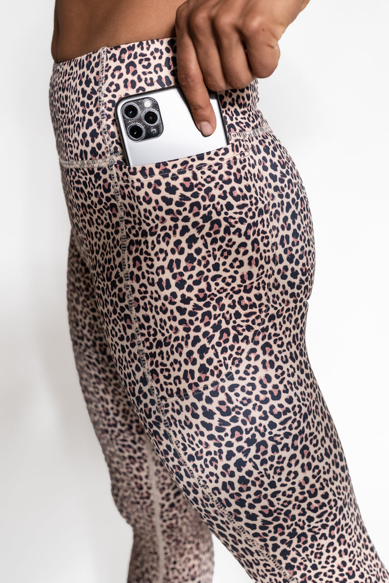 Cheetah Pro Tights