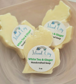 White Tea & Ginger Michigan Soap