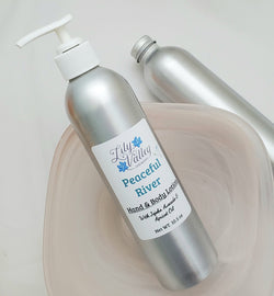 Peaceful River Lotion