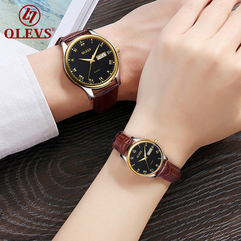 Couple watches For Lover's Quality Quartz