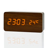 Quality LED Alarm Clocks, Despertador Temperature & Sounds Control - Control LED Display - CoventryMall