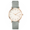 Mint Grey Ladies Women Watches TOP Brand Luxury Gold - CoventryMall