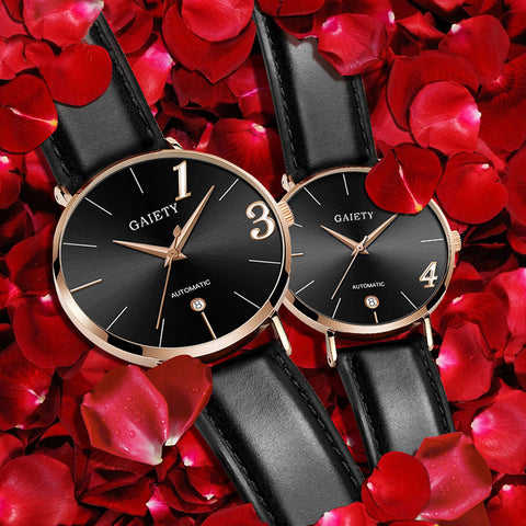 High Quality Fashion Couple Watch Quartz-Watch Best Wristwatch - Free + Shipping - CoventryMall