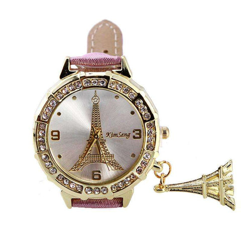 Paris Eiffel Tower Watch Women u10 - CoventryMall