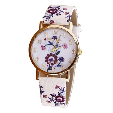 Lady & Girl Dress Relogio Analog Quartz Vogue Wrist Watch - CoventryMall