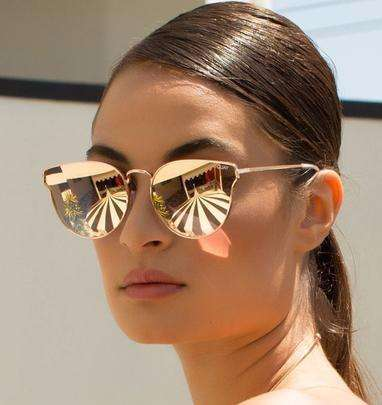 Cat Eye Fashion Sunglasses - CoventryMall