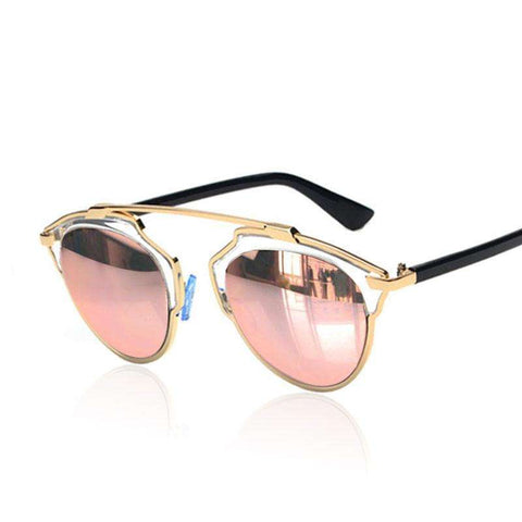 Celebrity Sunglasses Photochromic Mirror  Alloy - CoventryMall