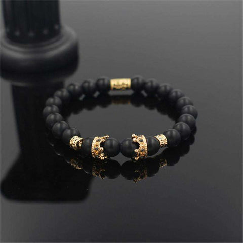 Crown Stone Bracelet - CoventryMall
