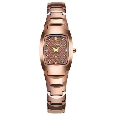 Women Brand Luxury Watch Waterproof Quartz Watches - CoventryMall
