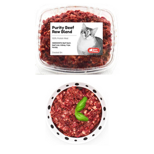 Purity Beef Raw Blend