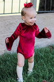 Velvet Leotards