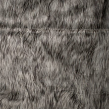 Fur Vest Silver Fox - ashandaspens