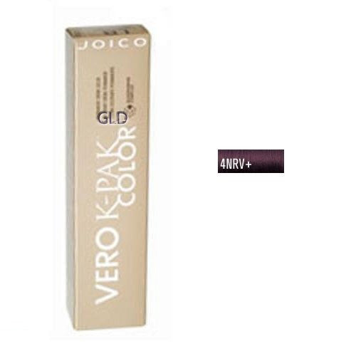 Joico Age Defy Vero K-Pak Color 4NRV+ (Dark Natural Red Violet Brown)