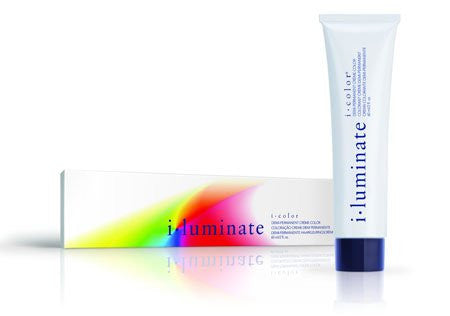 ISO I.luminate Demi-permanent Creme Color 4rv Red Violet by Iso Hair