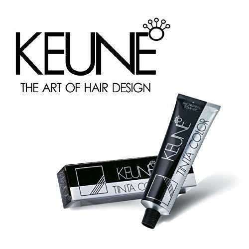 Keune Tinta Permanent Hair Colour Blonde Color Shades 60ml Tube - Choose Your Shade (1511 - Super Ash Blonde) by Keune