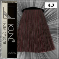 Keune Tinta Color Tube #4.7 Medium Violet Brown