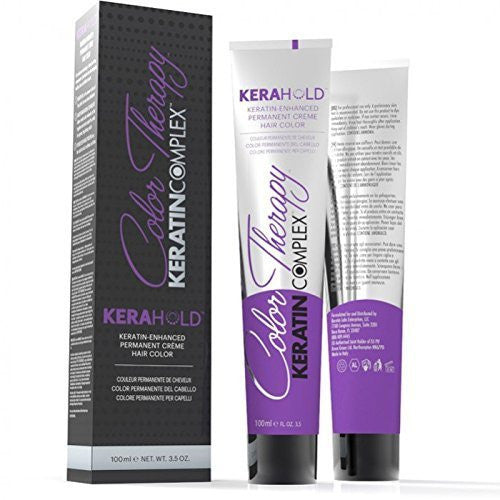 Keratin Complex Color Therapy Keratin-Enhanced Permanent Crème Hair Color