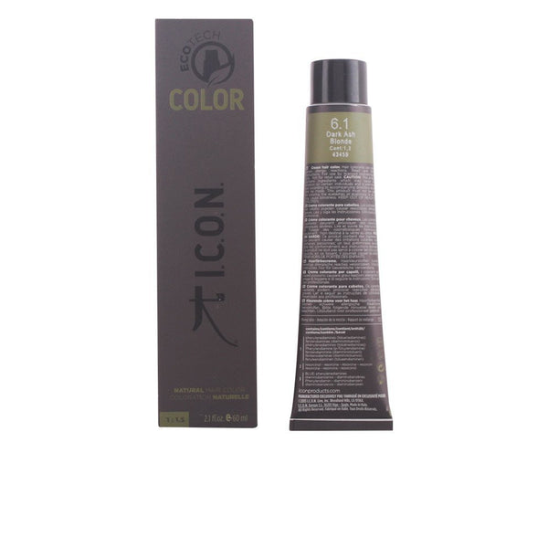 I.C.O.N. Hair Color by Ecotech