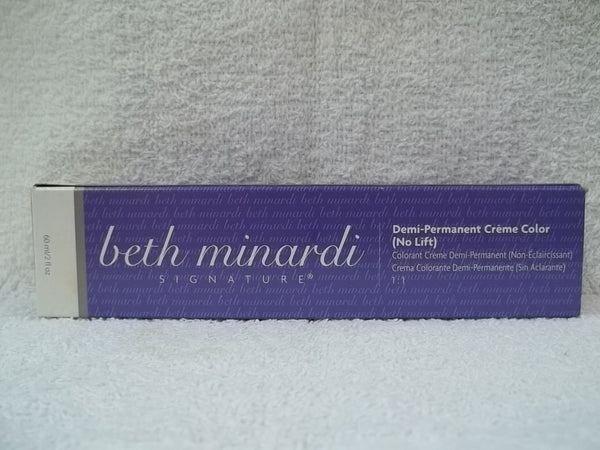 Beth Minardi Signature Demi-Permanent Hair Color Creme, 2 Ounce