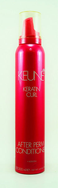 Keune Keratin After Perm Conditioner 6.8 oz