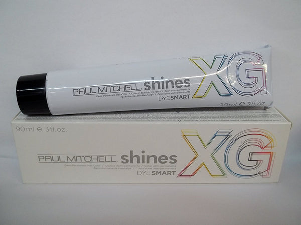 Paul Mitchell Shines XG Demi-Permanent Hair Color 3oz (6C 6/34)