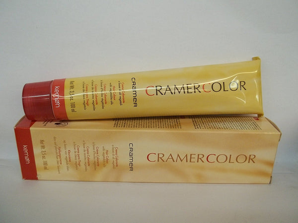 Cramer Color Hair Colour with Vegetable Oils 3.5 Oz 100 Ml (10 NATURAL PLATINUM)