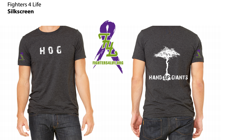H.O.G Mens and Womens T-Shirts