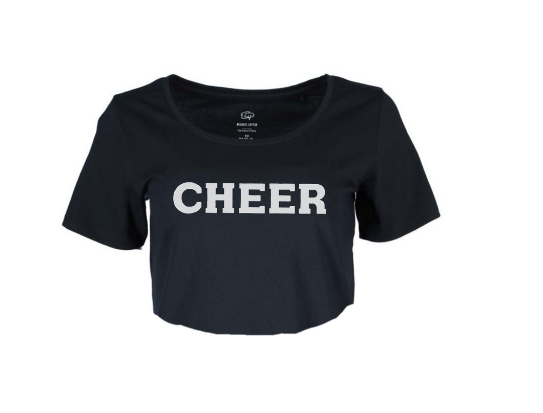 Ladies Cheer Top