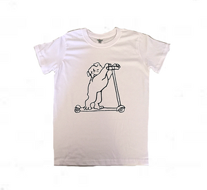 Scooter Bulldog Tee