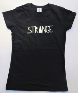 Strange tee Glow In The Dark