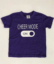 Cheer Mode - ON