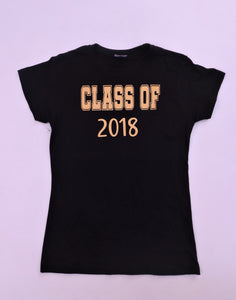 """CLASS OF"" Your Year"