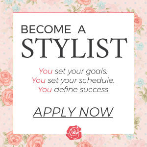 Become a Gracie Roze Stylist- Work from Home