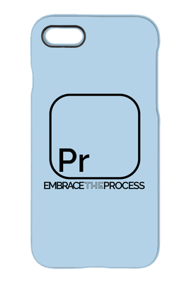 Embrace The Process Element iPhone Case