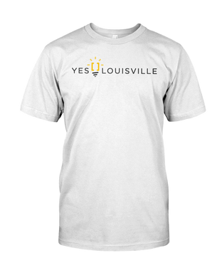 Yes Louisville Logo T-Shirt [Very Important T]