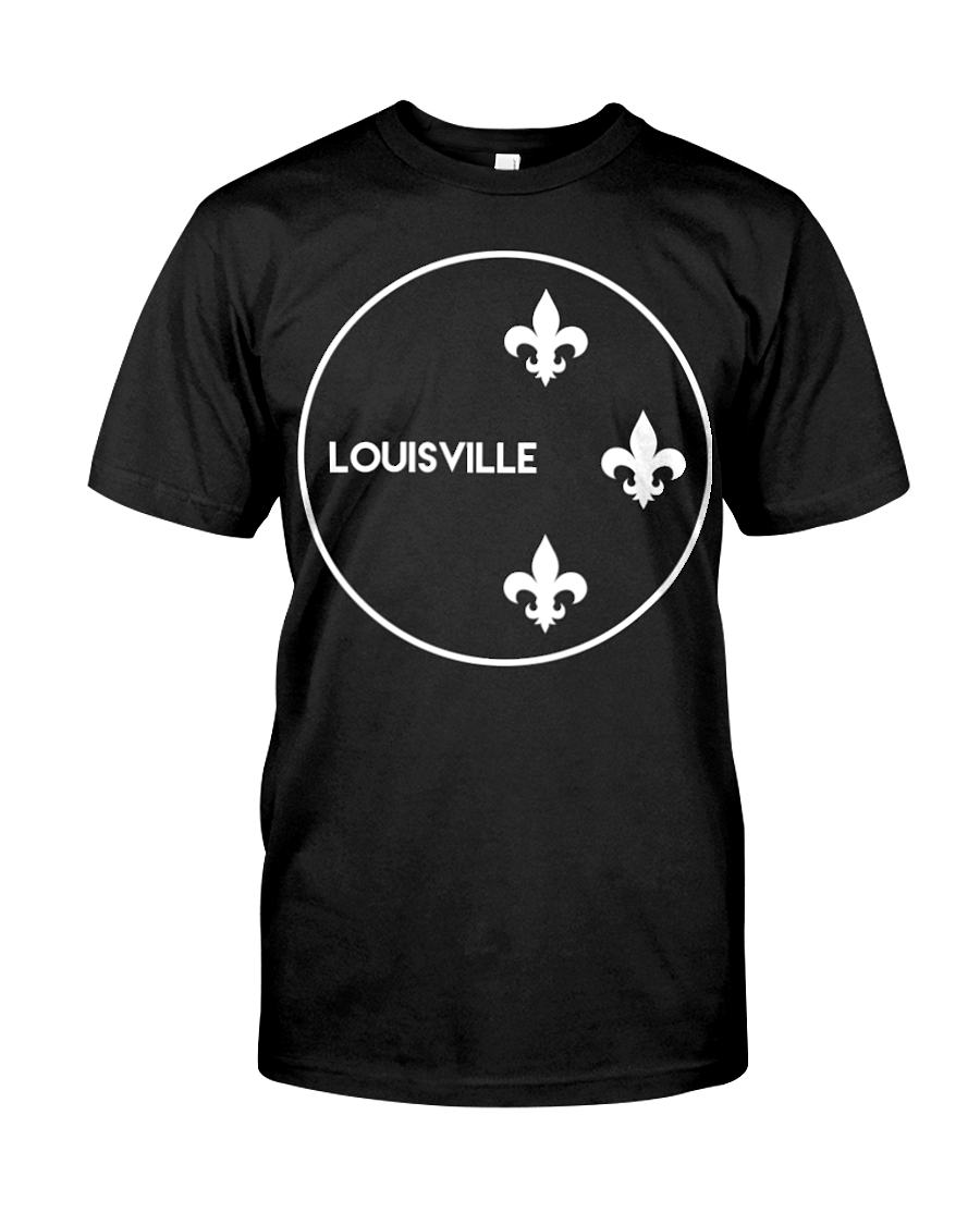 Tri-Fleur Louisville T-Shirt [Very Important T]