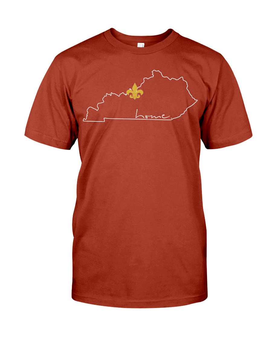 Yes Louisville, KY Home T-Shirt