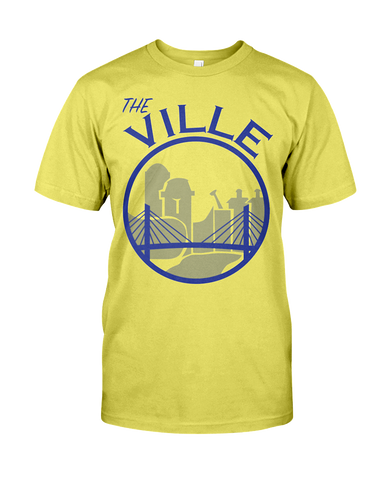 #TheVille T-Shirt