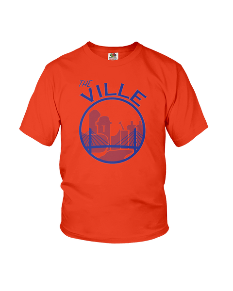 Youth The Ville T-Shirt {FOTL Youth Cotton T]