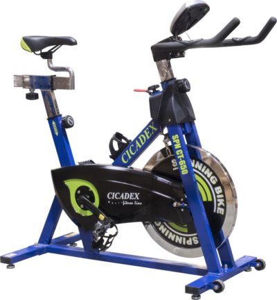 BICICLETA SPINNING CT-650