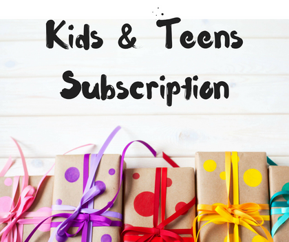 Kids, Tweens & Teens