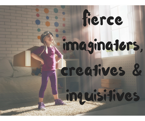 Creatives & Inquisitives