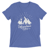 'The Mountains Are Calling' Vintage Tee-Causes Crate