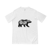 Rocky Mountain Bear Ring Spun Tee-Causes Crate