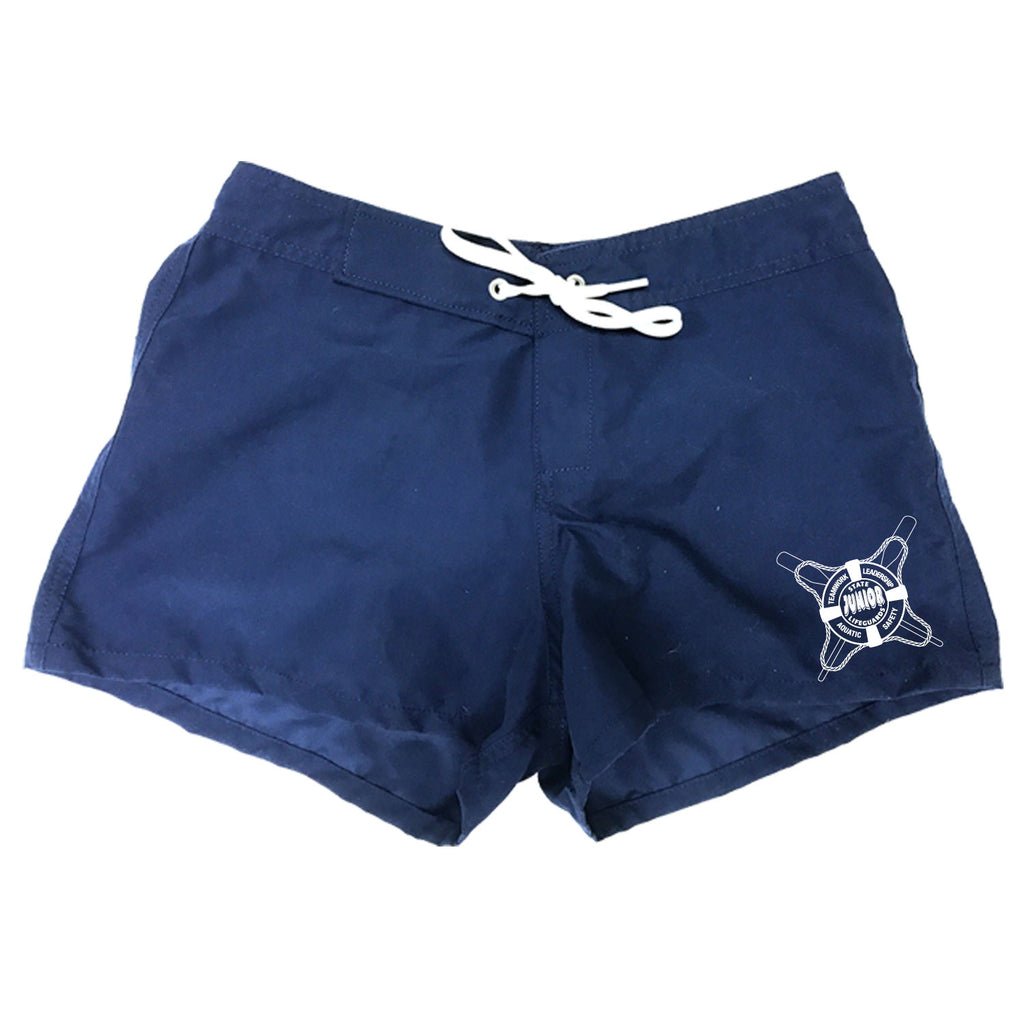 State Oars Junior Guard Girls Surf Board Shorts